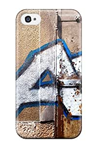 New Arrival Case Cover With TfQ-3251LYyWbXRC Design For Iphone 4/4s- Graffiti Artistic Abstract Artistic