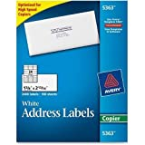 AVE5363 - Avery Copier Mailing Label