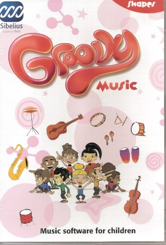 Groovy Music:Groovy shapes