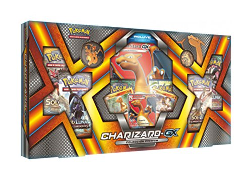 Price comparison product image Pokemon TCG: Charizard-GX Premium Collection Box (New October 2017)