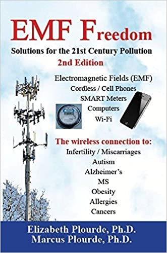 Book EMF Freedom - Solutions for the 21st Century Pollution - 2nd Edition by Elizabeth Plourde PhD (2015-10-10)
