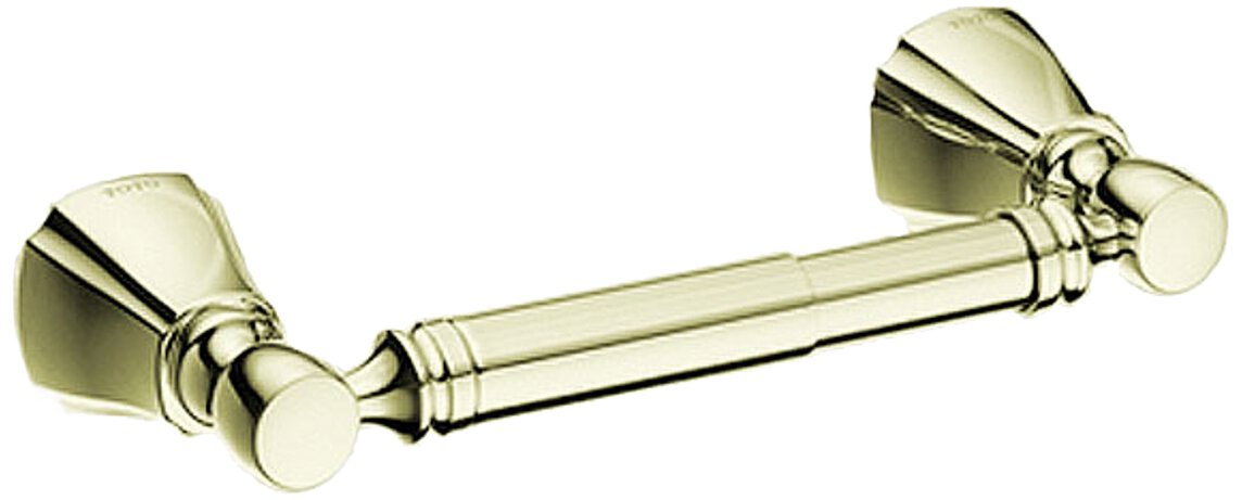 Polished Brass Toto YP970#PB Guinevere Paper Holder