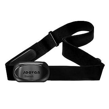 haixclvyE - Cinturón elástico inalámbrico con Bluetooth para ...
