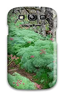 Shock-dirt Proof Forest Case Cover For Galaxy S3