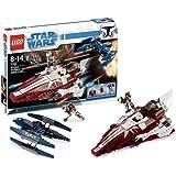 LEGO - 7751 - Jeu de construction - Star Wars - Clone Wars - Ahsoka's Starfighter & Vulture Droïd