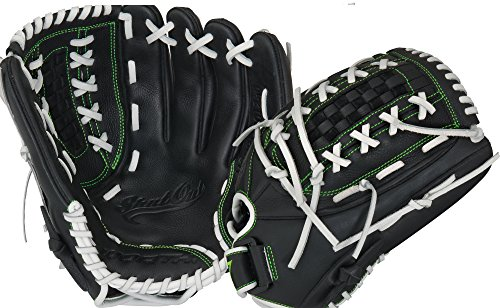 Worth Shut Out Keilani Ricketts 12.5'' Fastpitch Softball Glove SO1250 by Worth Sports
