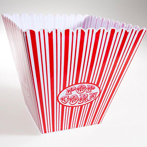 (Jumbo Popcorn Bucket)