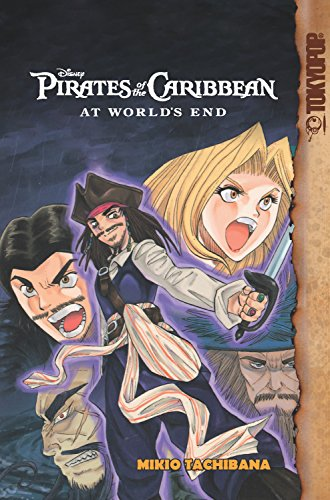 Disney Manga: Pirates of the Caribbean - At World's End (Caribbean Cannibal Jack)