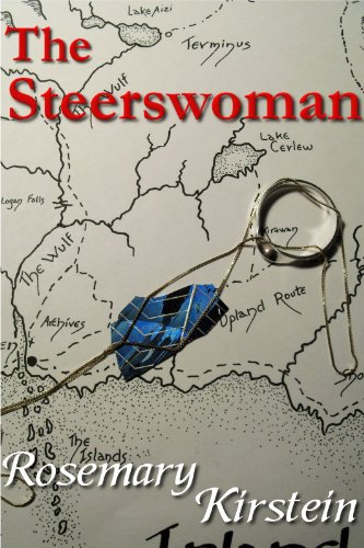 The Steerswoman cover