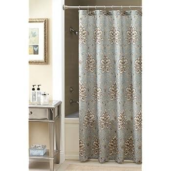 Delightful Chapel Hill By Croscill Marietta Shower Curtain, Multi