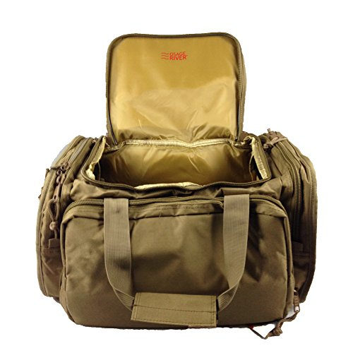1107985 Osage River Range Bag Coyote – Tan