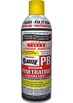 Blaster Penetrating Catalyst