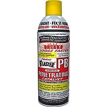 B'laster 16-PB Rust Free Penetrating Catalyst, 11-Ounces, 12 Pack