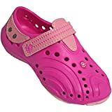 DAWGS Kid's Spirit Shoe, Hot Pink with Soft Pink, 1 M US Little Kid