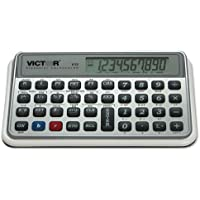Victor V12 Financial Calculator, 10-Digit LCD