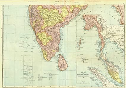Can suggest Vintage maps singapore about will