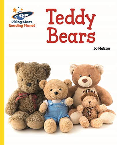 Reading Planet - Teddy Bears - Yellow: Galaxy (Rising Stars Reading Planet) (English Edition)