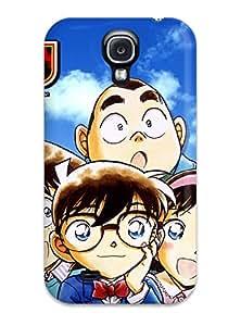 TATIANAE STEVENS's Shop Hot Case Cover Protector For Galaxy S4- Detective Conan 1078834K85529647