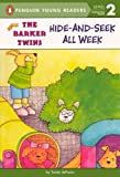 Hide-and-Seek All Week, Tomie dePaola, 0613503198