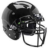 Schutt Sports Vengeance A3+ Youth Football Helmet (Facemask NOT Included), Black, X-Large