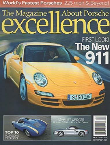 Excellence, The Magazine About Porsche, September 2004 (No 131) ()