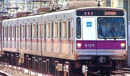 マイクロエース Nゲージ 東京メトロ8000系タイプ 更新車 6両基本セット A3589 鉄道模型 電車