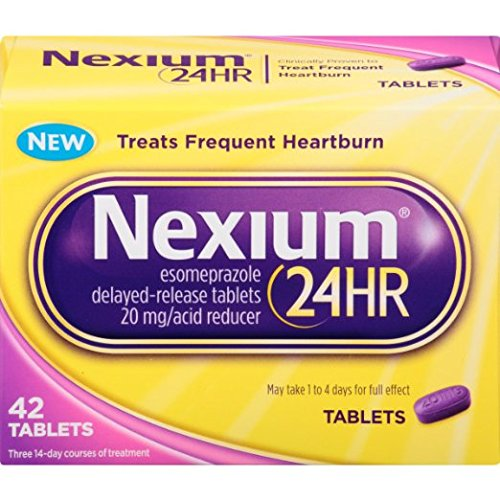 Nexium 24HR Tablet, 42 ea - 2pc