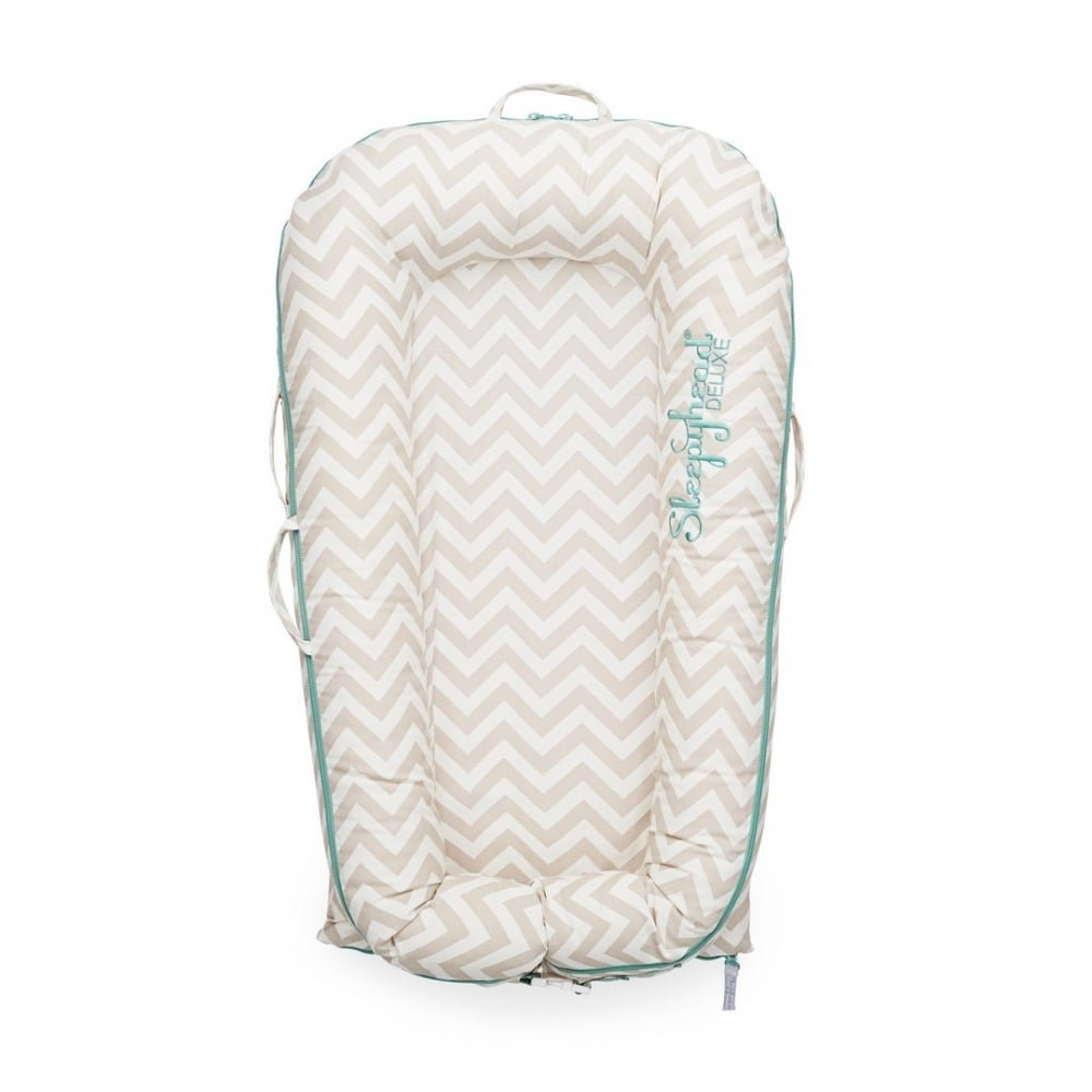 Sleepyhead Deluxe Plus Pod 0-8m Pristine White A One Distribution (UK) Ltd (Baby live code for separate orders) SLEPOD+WHITE