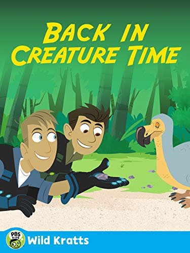 Wild Kratts: Back in Creature Time -