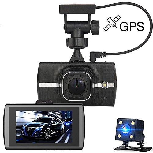 1080 p car dvr dual camera - 9