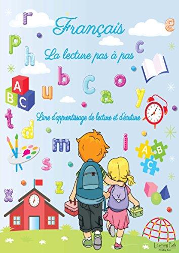 Amazon Com Francais La Lecture Pas A Pas Livre D