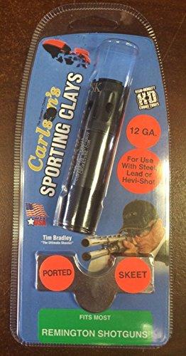 Carlsons 13394, Remington Ported Sporting Clay Choke Tubes, 12 Gauge Skeet .725 12 Gauge Sporting Clay