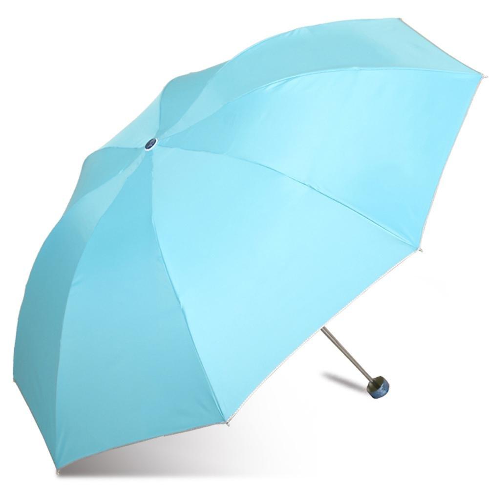 ZHI Ombrello Anti-UV, Ombrello da Sole Tre Volte, Volte, Volte, ombrellone Pieno di Sole, ombrellone Omosessuale, 2 B07P8SXBGV 2 | Le vendite online  | Outlet Store  | adottare  | Negozio  9609b4