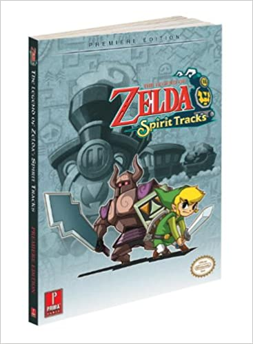 The Legend of Zelda: Spirit Tracks: Primas Official Game ...