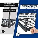 FLEXIMOUNTS 4x8 Overhead Garage Storage Rack