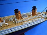 "Ready To Run Remote Control RMS Titanic 32"" with"