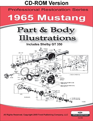 51yIaLzZP8L._SX384_BO1204203200_ 1965 mustang part and body illustrations ford motor company mustang parts diagram at bayanpartner.co