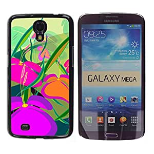 Stuss Case / Funda Carcasa protectora - The Majestic Hinterlands - Samsung Galaxy Mega 6.3