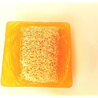Luffa Soap Sweet Honey Exfoliating Soap Made With Natural Loofah Sponge
