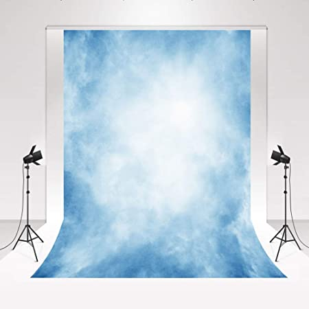 Kate Hintergrund Foto Himmelblau 1 5x2 2m Elektronik