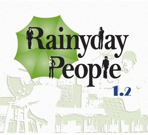 Rainy Direct sale Now on sale of manufacturer Day People 1.2