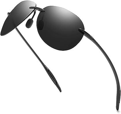 Pilot polarized sunglasses fishing glasses