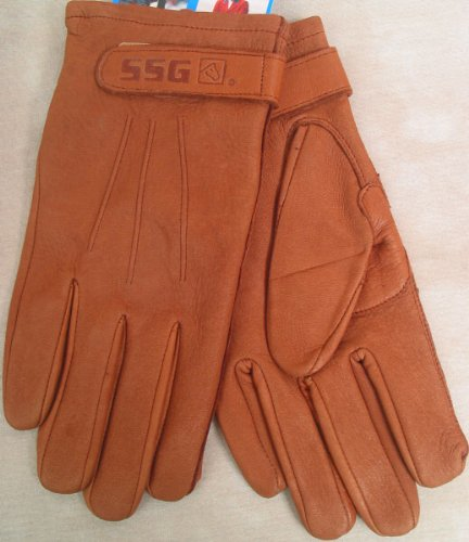 (SSG Trail Roper Glove - Acorn - 9)