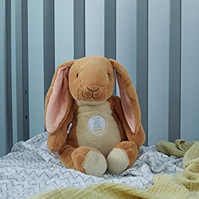KIDS PREFERRED Guess How Much I Love You - Nutbrown Hare Stuffed Animal Plush Toy, 15.5 Inches: Baby