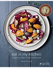 Eat in my kitchen to cook to bake to eat and to treat /anglais