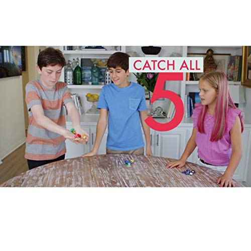 GameRox Stone Flipping Game Starter 2-Player Pack - Monsters & Aliens (2 Pack)