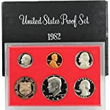 #8: 1982 S US Proof Set Original Government Packaging