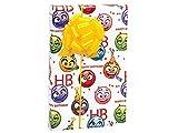 Emoji Birthday 24''x417'
