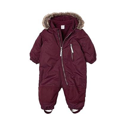 FENPING-Baby jumpsuit Mono De Bebe Pijamas De Bebe-Batas para Bebés Ropa De