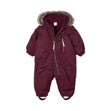FENPING-Baby jumpsuit Mono De Bebe Pijamas De Bebe-Batas para Bebés Ropa De Una Sola Pieza Ropa De Abrigo para Bebés Y Terciopelo Acolchado Ropa para Niños ...